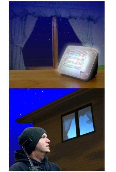 fake tv fernsehsimulator ftv 10. Black Bedroom Furniture Sets. Home Design Ideas