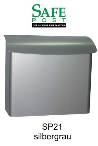 Briefkasten-SafePost-21-silbergrau-zum-Sonderpreis-Neu-Haendler