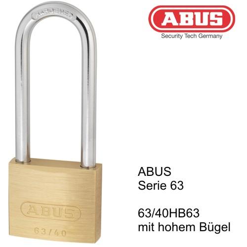 Vorhaengeschloesser-ABUS-63-40HB63-hoher-Buegel-verschieden-oder-gleichschliessend