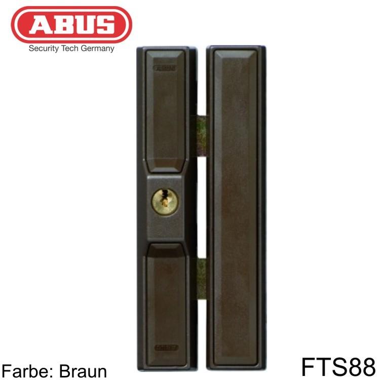 fenstersicherung abus fts88 wagner sicherheit. Black Bedroom Furniture Sets. Home Design Ideas