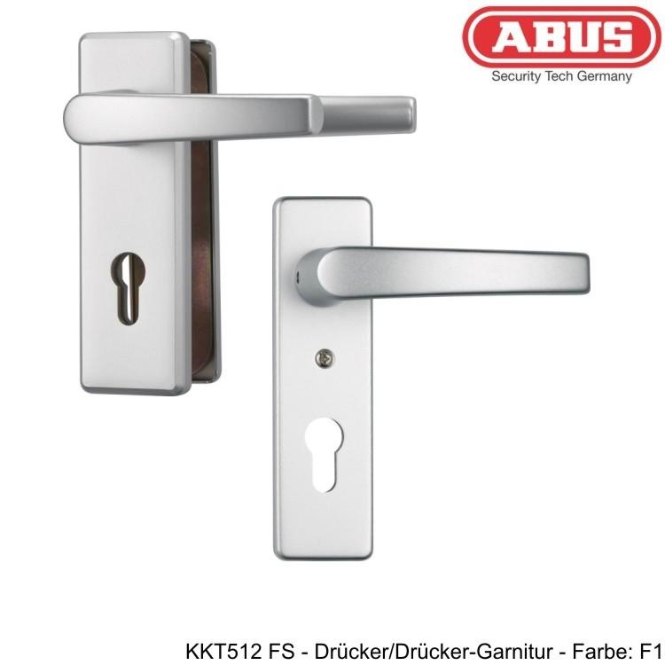 ABUS Schutz-Wechselgarnitur KKT512 Alu F1