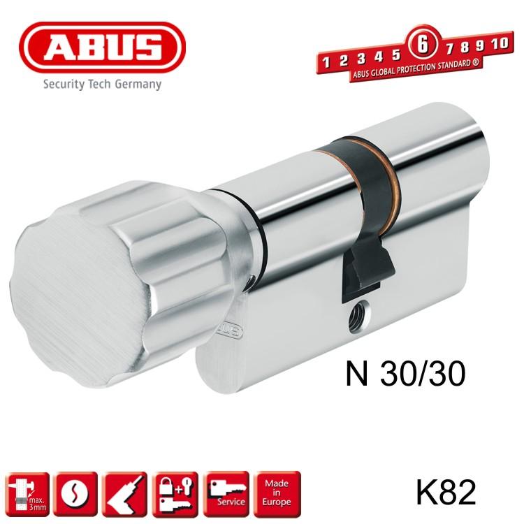 N+G ABUS C73 C73N 45//65 Schließzylinder Profilzylinder Doppelzylinder