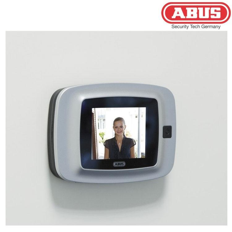 digitaler t rspion dts2814rec von abus wagner sicherheit. Black Bedroom Furniture Sets. Home Design Ideas