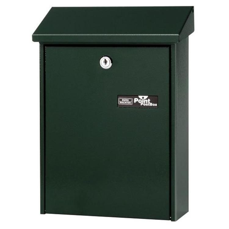 briefkasten burg w chter daily 5861 wagner sicherheit. Black Bedroom Furniture Sets. Home Design Ideas