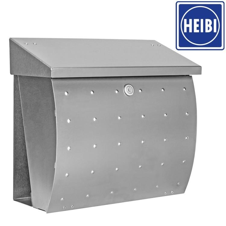briefkasten krosix heibi 64162 nosto edelstahl farbig wagner sicherheit. Black Bedroom Furniture Sets. Home Design Ideas