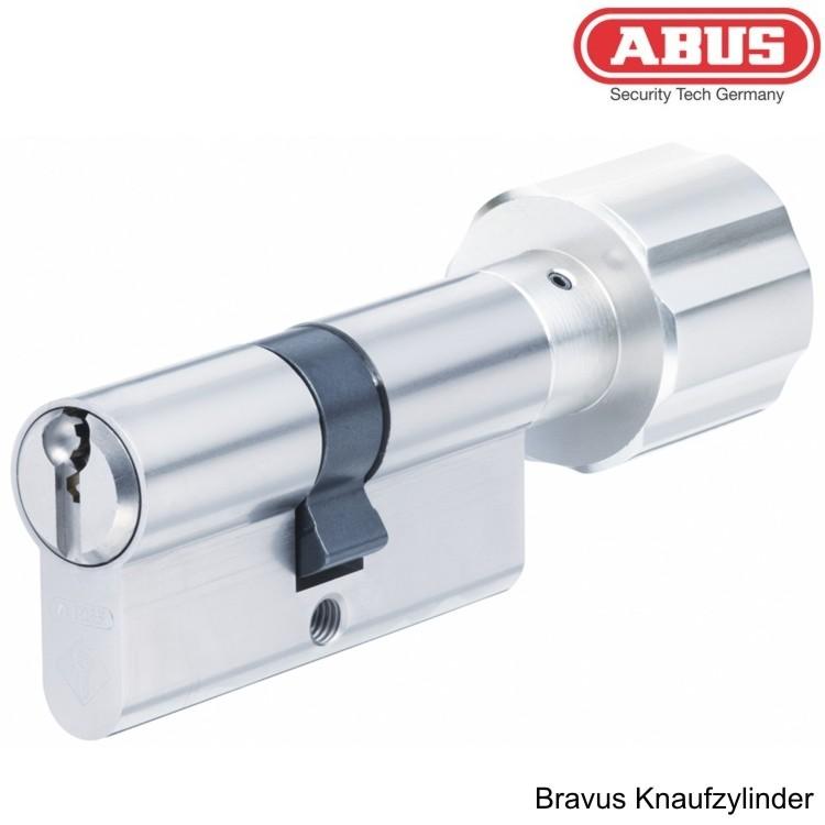 50//55 Abus Bravus 2000 Profilzylinder Schließzylinder Knaufzylinder Bohrschutz