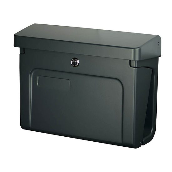 briefkasten burg w chter fehmarn 3888 wagner sicherheit. Black Bedroom Furniture Sets. Home Design Ideas