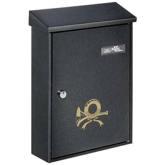 briefkasten burg w chter letter 5832 wagner sicherheit. Black Bedroom Furniture Sets. Home Design Ideas