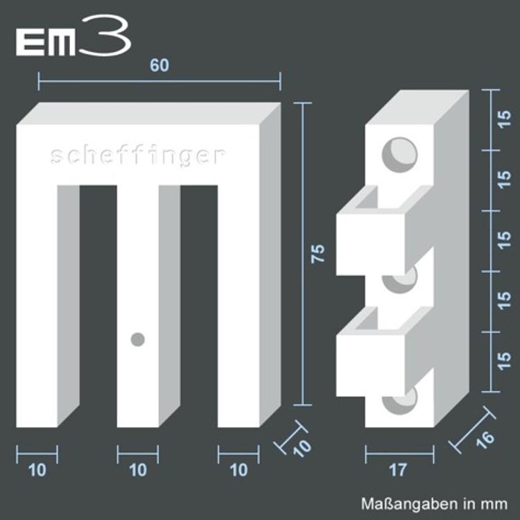 Innovativ EM3 Der Riegel - Fenstersicherung | Wagner Sicherheit UQ37
