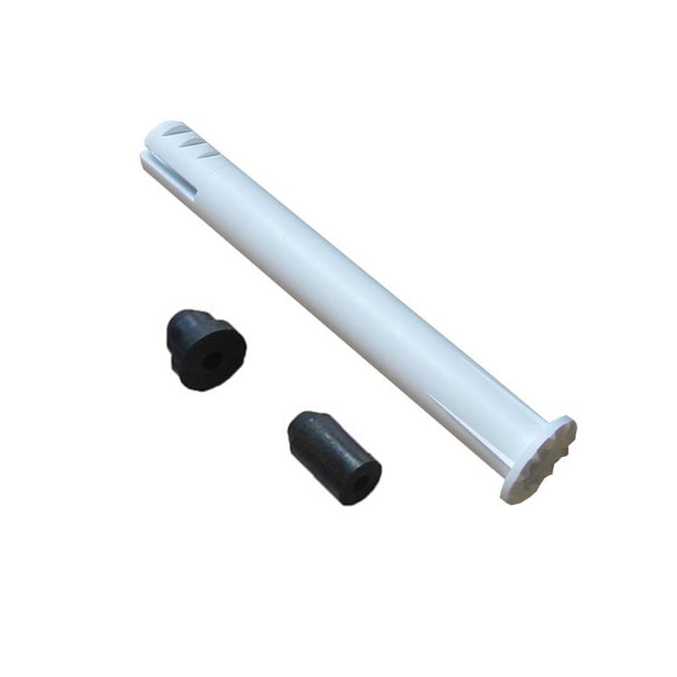 ABUS Tele-Z 220Teleskopstange220 cm Längeweißgleichschließend