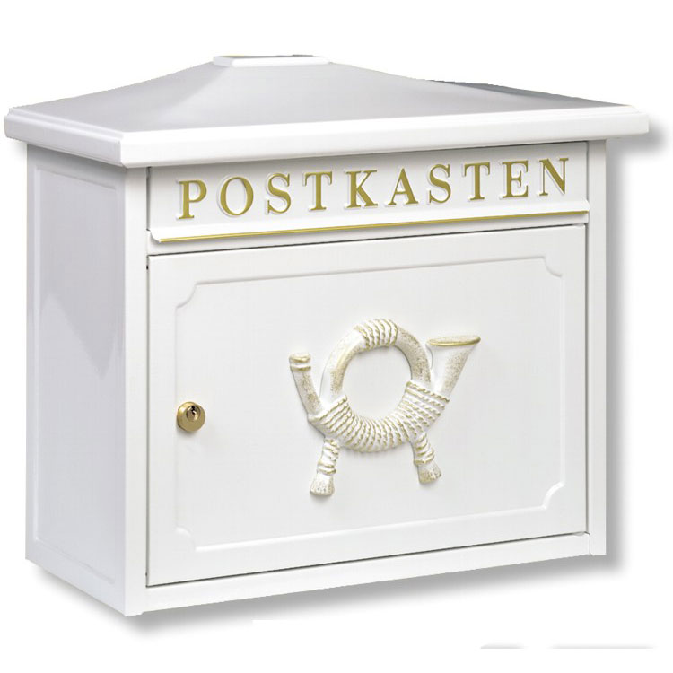 briefkasten burg w chter sylt 1883 vers farben wagner. Black Bedroom Furniture Sets. Home Design Ideas