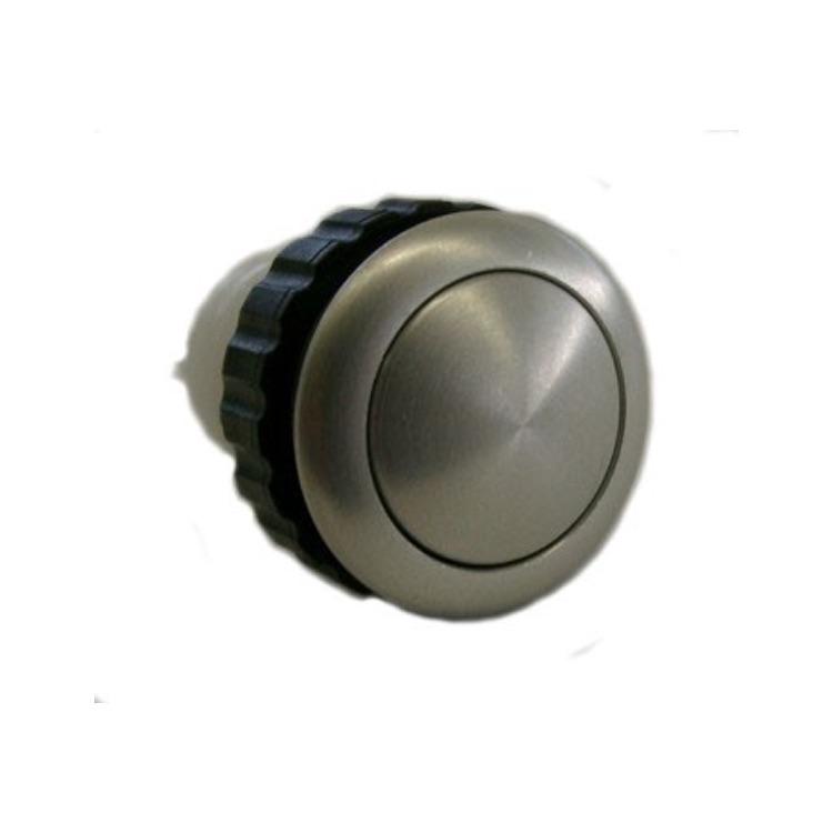 klingelknopf lira alu edelstahl messing es152g aussen 21 mm wagner sicherheit. Black Bedroom Furniture Sets. Home Design Ideas