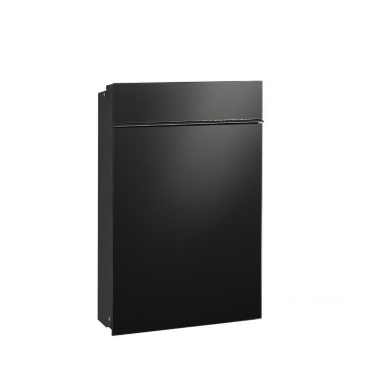 briefkasten serafini flat front glas farbig. Black Bedroom Furniture Sets. Home Design Ideas