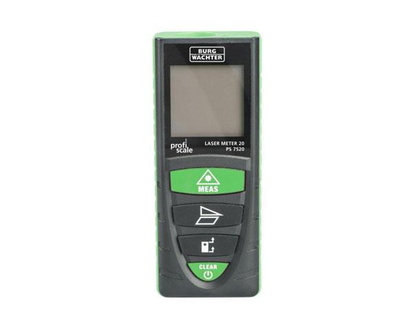 Laser Entfernungsmesser Im Freien : Laser entfernungsmesser burg wächter meter ps