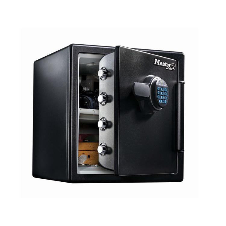 master lock lfw123ftc sicherheitssafe wasserdicht und feuerfest wagner. Black Bedroom Furniture Sets. Home Design Ideas