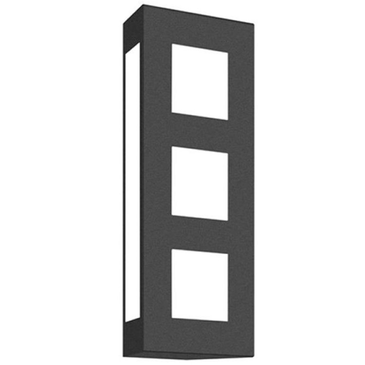 au enleuchte cmd 22 aqua trilo anthrazit wagner sicherheit. Black Bedroom Furniture Sets. Home Design Ideas