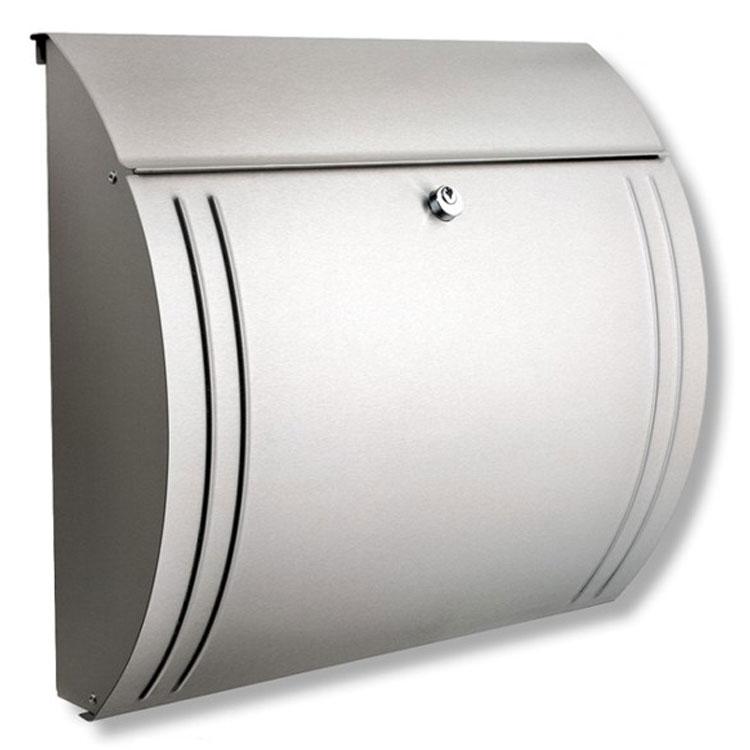 briefkasten edelstahl cheap pro design briefkasten. Black Bedroom Furniture Sets. Home Design Ideas