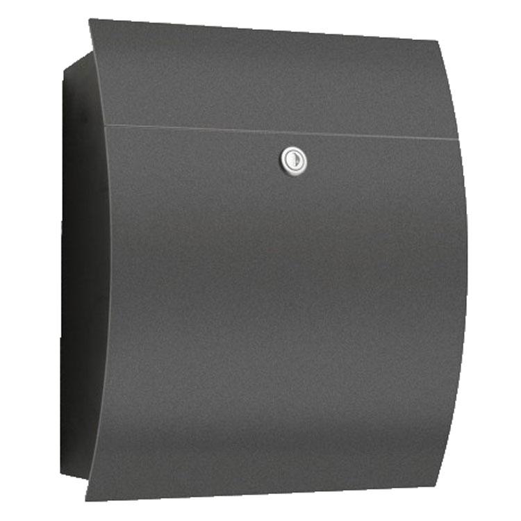 cmd briefkasten anthrazit 77 wagner sicherheit. Black Bedroom Furniture Sets. Home Design Ideas
