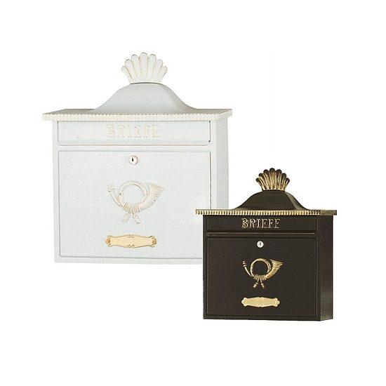 briefkasten trako heibi 64056 weiss oder schwarz wagner. Black Bedroom Furniture Sets. Home Design Ideas