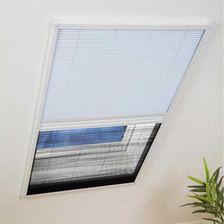 Kombi Dachfenster Plissee Wagner Sicherheit