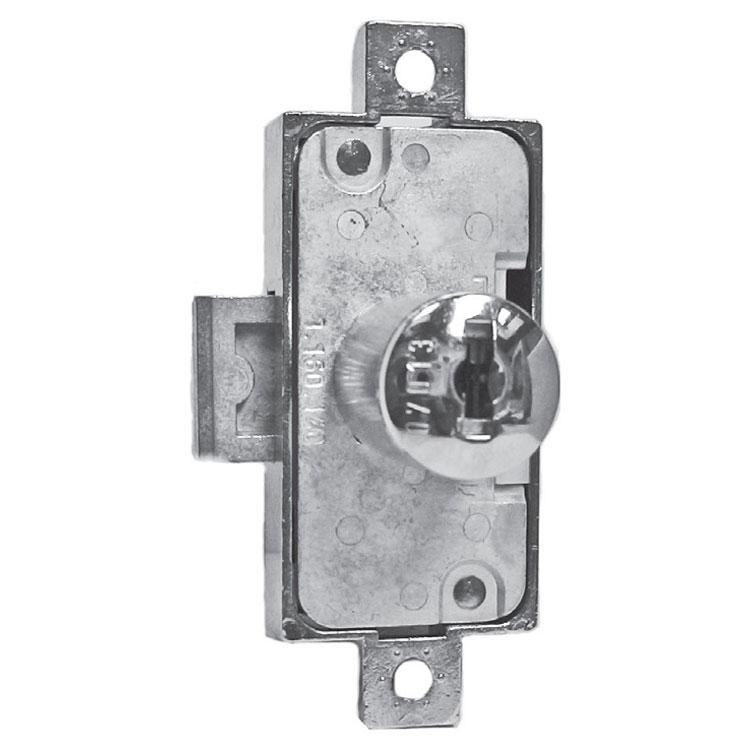Sonderposten Möbel-Schlösser 8 Stück mit Eisenschlüssel Dornmaß 35 bis 45 mm