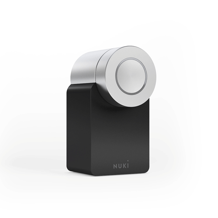 Nuki Smart Lock Elektronisches Smart Schloss Wagner Sicherheit
