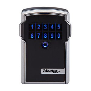 Master Lock Bluetooth Schlüsselkasten - Select Access® Smart 5441EURD