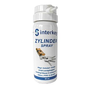 Zylinderspray Interkey 50ml