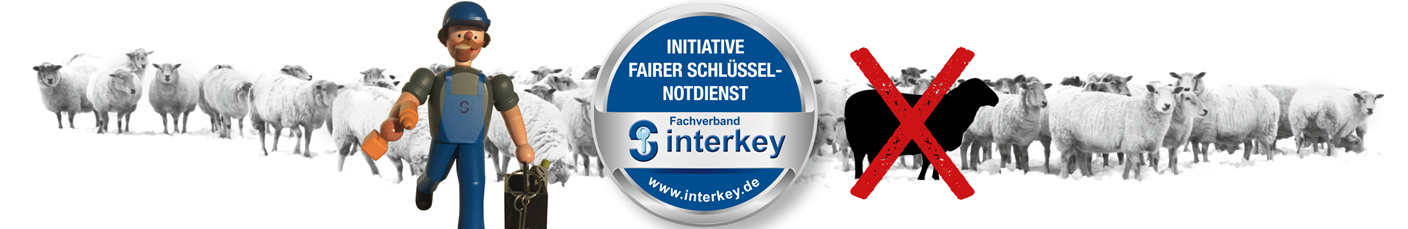 Initative Fairer Schlüsselnodienst Interkey